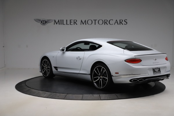 New 2020 Bentley Continental GT V8 for sale $283,430 at Bugatti of Greenwich in Greenwich CT 06830 5