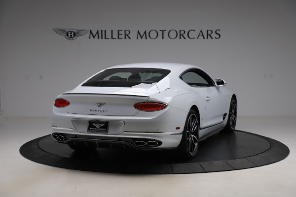 New 2020 Bentley Continental GT V8 for sale $283,430 at Bugatti of Greenwich in Greenwich CT 06830 7