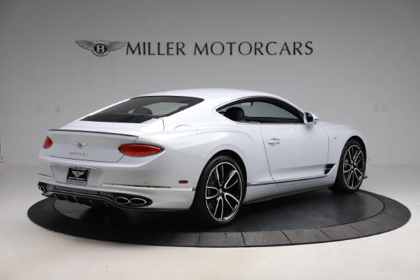 New 2020 Bentley Continental GT V8 for sale $283,430 at Bugatti of Greenwich in Greenwich CT 06830 8