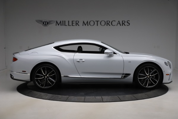 New 2020 Bentley Continental GT V8 for sale $283,430 at Bugatti of Greenwich in Greenwich CT 06830 9