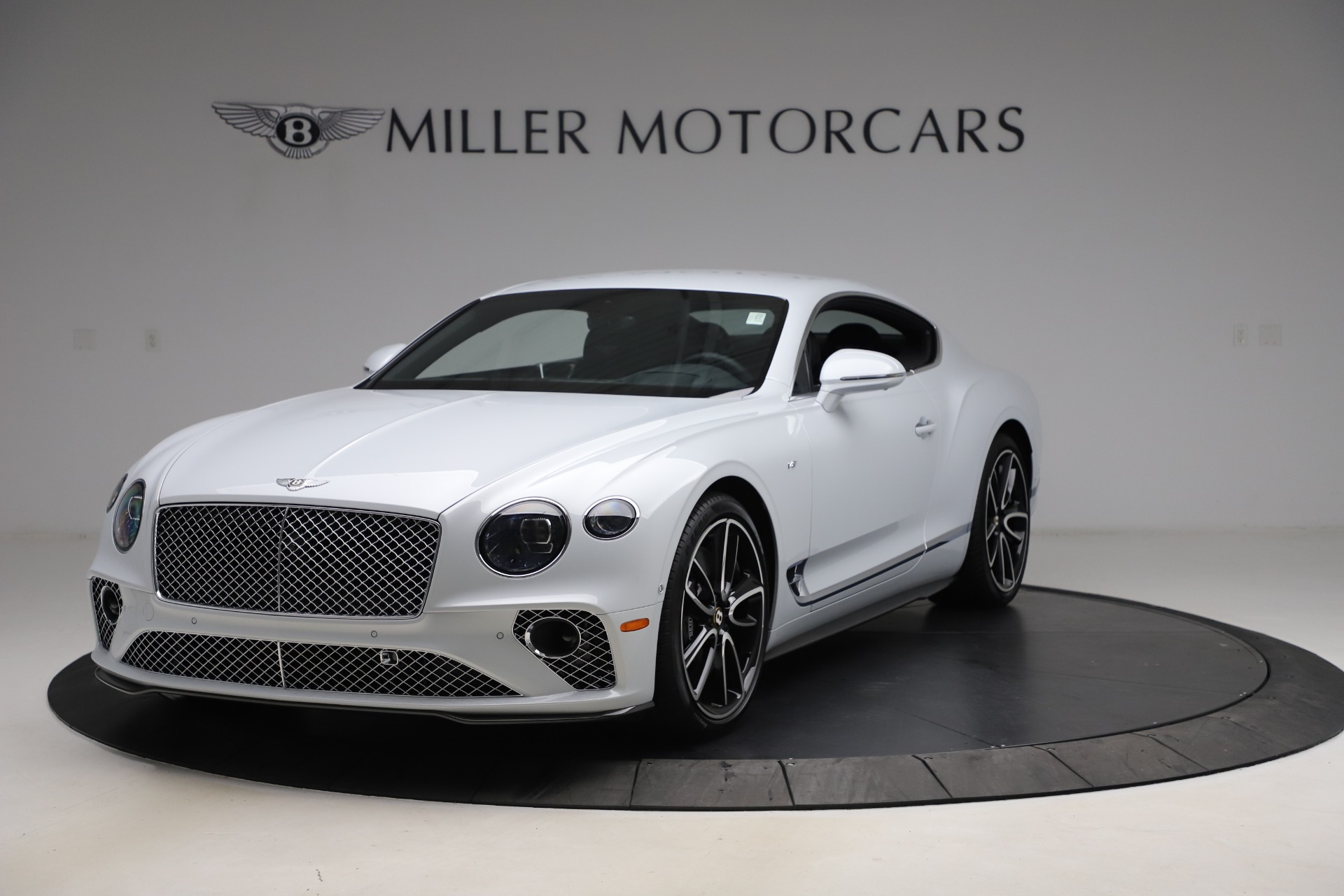 New 2020 Bentley Continental GT V8 for sale $283,430 at Bugatti of Greenwich in Greenwich CT 06830 1