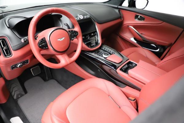 New 2021 Aston Martin DBX for sale $200,986 at Bugatti of Greenwich in Greenwich CT 06830 13