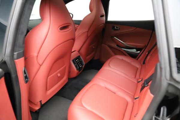 New 2021 Aston Martin DBX for sale $200,986 at Bugatti of Greenwich in Greenwich CT 06830 17
