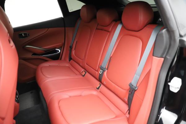 New 2021 Aston Martin DBX for sale $200,986 at Bugatti of Greenwich in Greenwich CT 06830 18