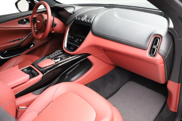 New 2021 Aston Martin DBX for sale $200,986 at Bugatti of Greenwich in Greenwich CT 06830 19