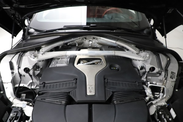 New 2021 Aston Martin DBX for sale $200,986 at Bugatti of Greenwich in Greenwich CT 06830 25