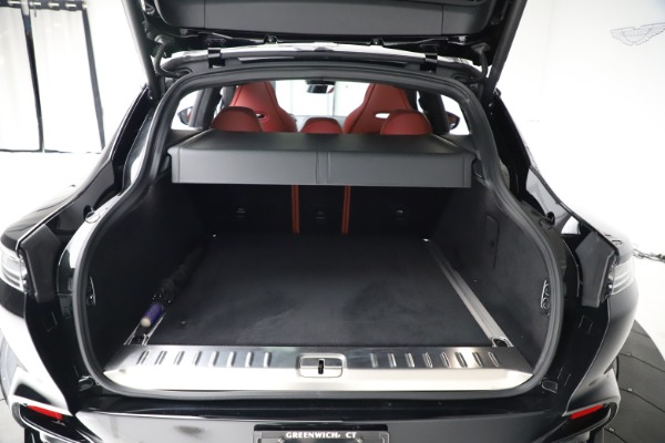 New 2021 Aston Martin DBX for sale $200,986 at Bugatti of Greenwich in Greenwich CT 06830 26