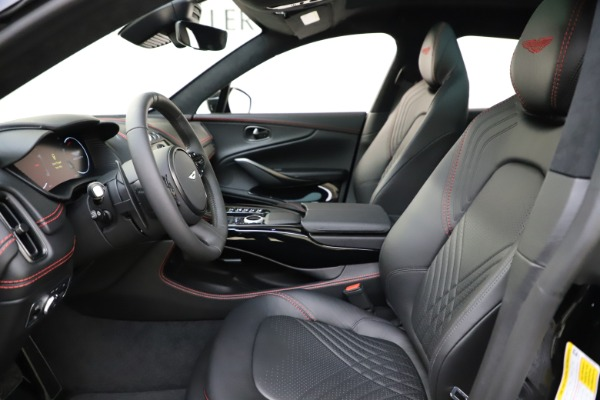 New 2021 Aston Martin DBX SUV for sale $212,686 at Bugatti of Greenwich in Greenwich CT 06830 13