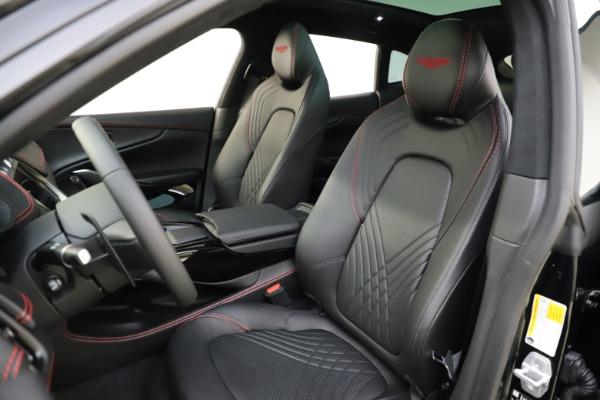 New 2021 Aston Martin DBX for sale $212,686 at Bugatti of Greenwich in Greenwich CT 06830 15