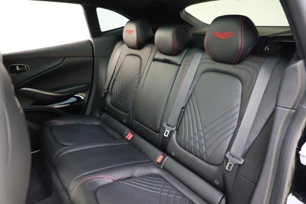 New 2021 Aston Martin DBX SUV for sale $212,686 at Bugatti of Greenwich in Greenwich CT 06830 19