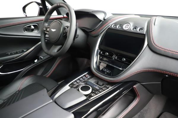 New 2021 Aston Martin DBX SUV for sale $212,686 at Bugatti of Greenwich in Greenwich CT 06830 20