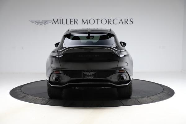New 2021 Aston Martin DBX SUV for sale $212,686 at Bugatti of Greenwich in Greenwich CT 06830 5