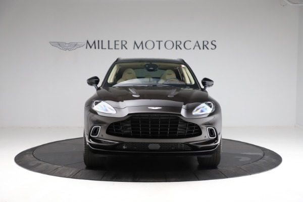 New 2021 Aston Martin DBX for sale $215,386 at Bugatti of Greenwich in Greenwich CT 06830 11