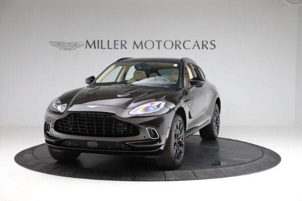 New 2021 Aston Martin DBX for sale $215,386 at Bugatti of Greenwich in Greenwich CT 06830 12