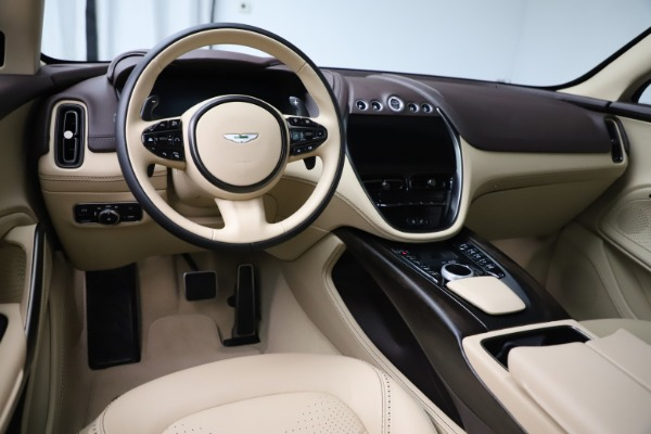 New 2021 Aston Martin DBX for sale $215,386 at Bugatti of Greenwich in Greenwich CT 06830 13