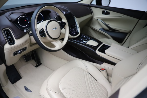 New 2021 Aston Martin DBX for sale $215,386 at Bugatti of Greenwich in Greenwich CT 06830 14