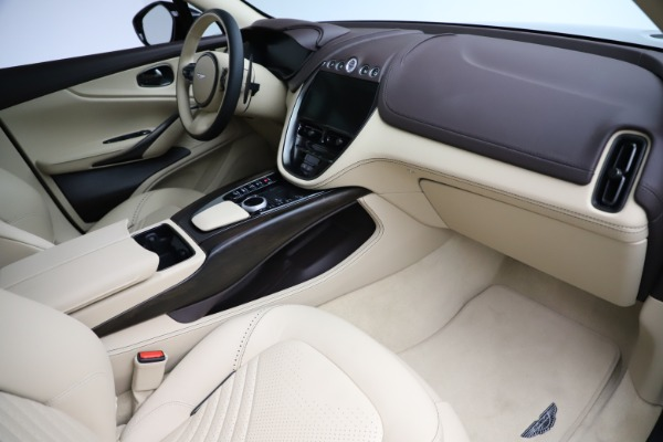 New 2021 Aston Martin DBX for sale $215,386 at Bugatti of Greenwich in Greenwich CT 06830 22