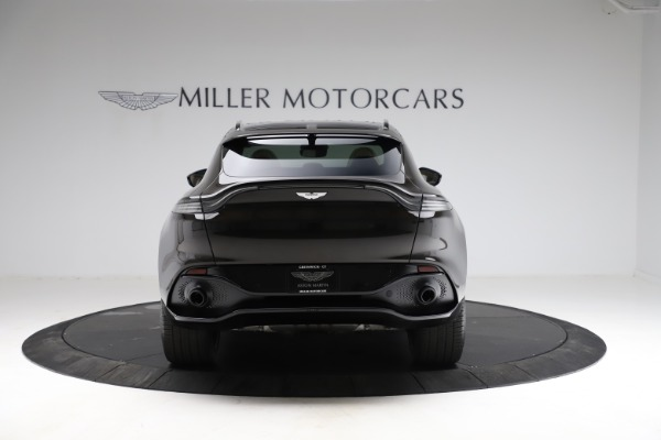 New 2021 Aston Martin DBX SUV for sale $215,386 at Bugatti of Greenwich in Greenwich CT 06830 5