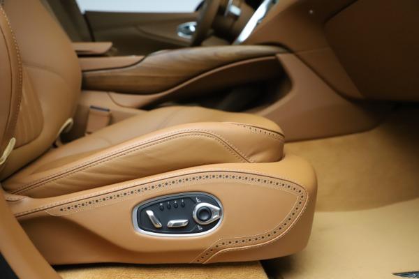 New 2021 Aston Martin DBX SUV for sale $221,386 at Bugatti of Greenwich in Greenwich CT 06830 20