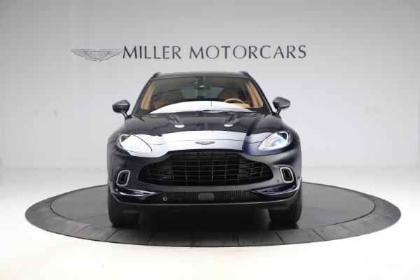 New 2021 Aston Martin DBX for sale $264,386 at Bugatti of Greenwich in Greenwich CT 06830 11
