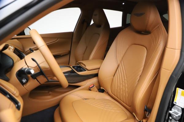 New 2021 Aston Martin DBX SUV for sale $264,386 at Bugatti of Greenwich in Greenwich CT 06830 15