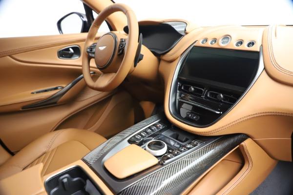 New 2021 Aston Martin DBX SUV for sale $264,386 at Bugatti of Greenwich in Greenwich CT 06830 20