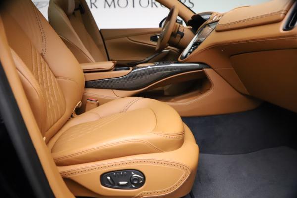 New 2021 Aston Martin DBX SUV for sale $264,386 at Bugatti of Greenwich in Greenwich CT 06830 22