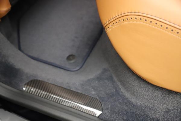 New 2021 Aston Martin DBX SUV for sale $264,386 at Bugatti of Greenwich in Greenwich CT 06830 23