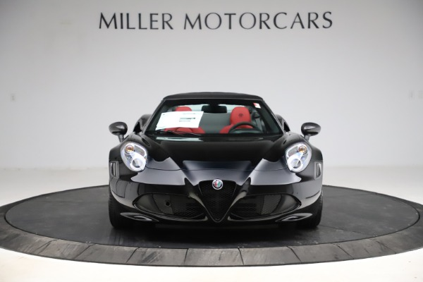 New 2020 Alfa Romeo 4C Spider for sale Sold at Bugatti of Greenwich in Greenwich CT 06830 12