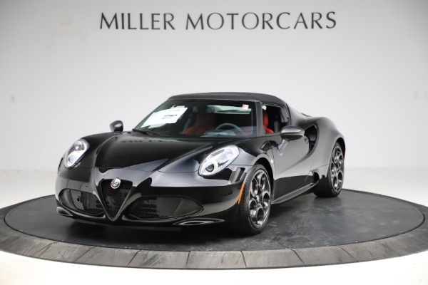 New 2020 Alfa Romeo 4C Spider for sale Sold at Bugatti of Greenwich in Greenwich CT 06830 13