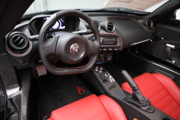 New 2020 Alfa Romeo 4C Spider for sale Sold at Bugatti of Greenwich in Greenwich CT 06830 19