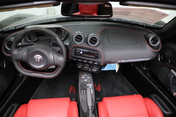 New 2020 Alfa Romeo 4C Spider for sale Sold at Bugatti of Greenwich in Greenwich CT 06830 22