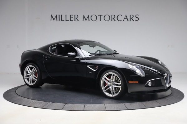 Used 2008 Alfa Romeo 8C Competizione for sale $339,900 at Bugatti of Greenwich in Greenwich CT 06830 10