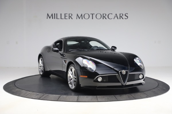 Used 2008 Alfa Romeo 8C Competizione for sale $339,900 at Bugatti of Greenwich in Greenwich CT 06830 11