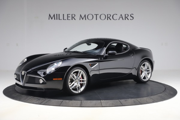 Used 2008 Alfa Romeo 8C Competizione for sale $339,900 at Bugatti of Greenwich in Greenwich CT 06830 2