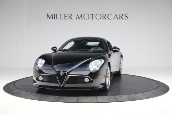 Used 2008 Alfa Romeo 8C Competizione for sale $339,900 at Bugatti of Greenwich in Greenwich CT 06830 1