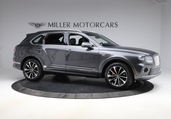 New 2021 Bentley Bentayga V8 for sale $213,720 at Bugatti of Greenwich in Greenwich CT 06830 10