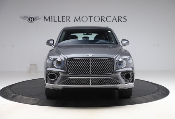 New 2021 Bentley Bentayga V8 for sale $213,720 at Bugatti of Greenwich in Greenwich CT 06830 12