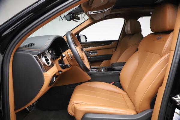 Used 2018 Bentley Bentayga Onyx Edition for sale $144,900 at Bugatti of Greenwich in Greenwich CT 06830 13