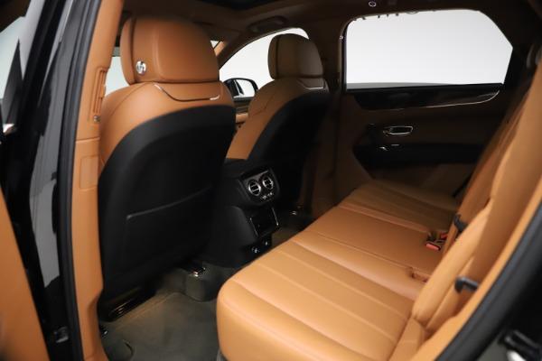 Used 2018 Bentley Bentayga Onyx Edition for sale $144,900 at Bugatti of Greenwich in Greenwich CT 06830 16