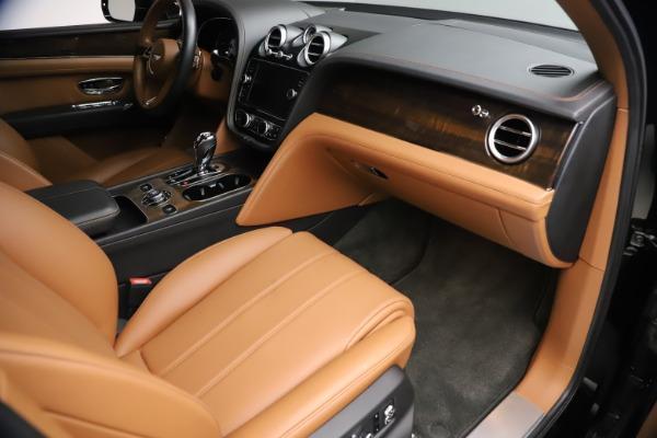 Used 2018 Bentley Bentayga Onyx Edition for sale $144,900 at Bugatti of Greenwich in Greenwich CT 06830 20