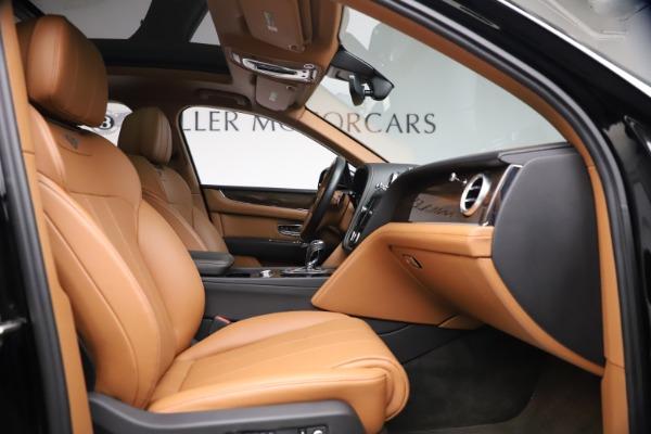 Used 2018 Bentley Bentayga Onyx Edition for sale $144,900 at Bugatti of Greenwich in Greenwich CT 06830 21