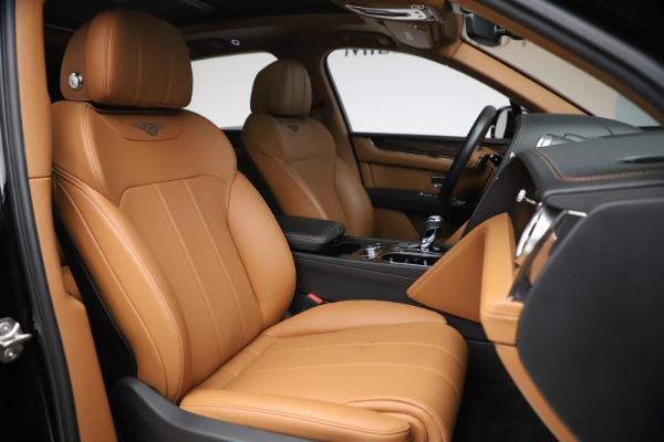 Used 2018 Bentley Bentayga Onyx Edition for sale $144,900 at Bugatti of Greenwich in Greenwich CT 06830 22