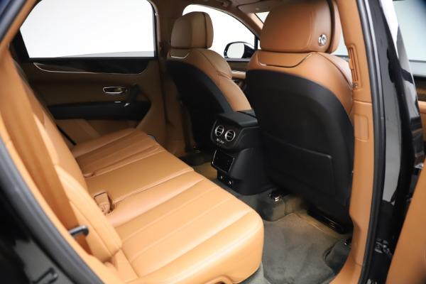 Used 2018 Bentley Bentayga Onyx Edition for sale $144,900 at Bugatti of Greenwich in Greenwich CT 06830 23