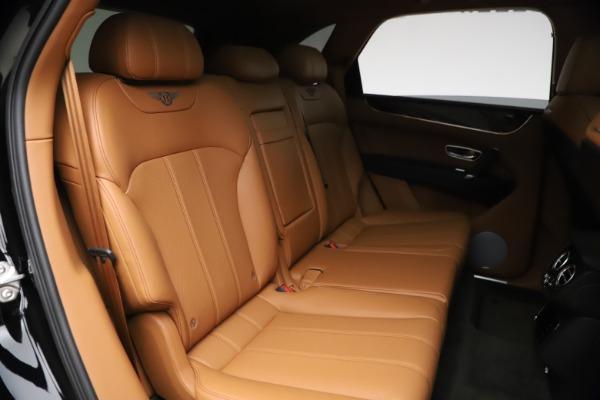 Used 2018 Bentley Bentayga Onyx Edition for sale $144,900 at Bugatti of Greenwich in Greenwich CT 06830 25