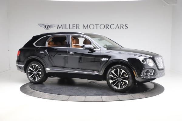 Used 2018 Bentley Bentayga Onyx Edition for sale $144,900 at Bugatti of Greenwich in Greenwich CT 06830 6