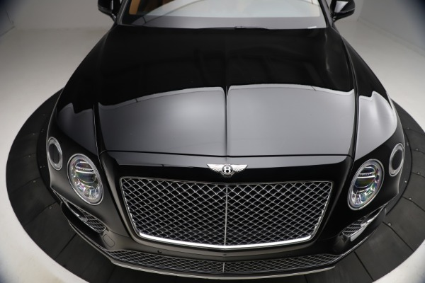 Used 2018 Bentley Bentayga Onyx Edition for sale $144,900 at Bugatti of Greenwich in Greenwich CT 06830 9