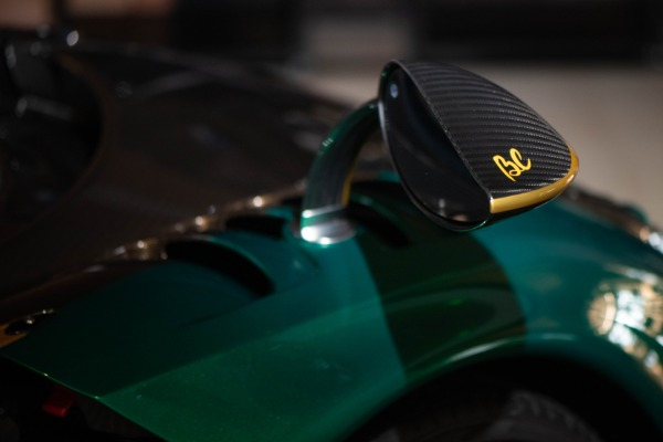 Used 2017 Pagani Huayra BC for sale Call for price at Bugatti of Greenwich in Greenwich CT 06830 15
