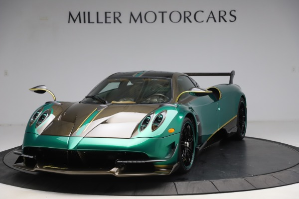 Used 2017 Pagani Huayra BC for sale Call for price at Bugatti of Greenwich in Greenwich CT 06830 16