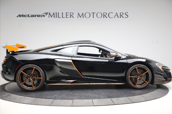 Used 2016 McLaren 688 MSO HS for sale Call for price at Bugatti of Greenwich in Greenwich CT 06830 10